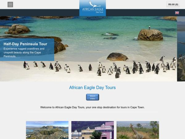 African Eagle - Day Tours